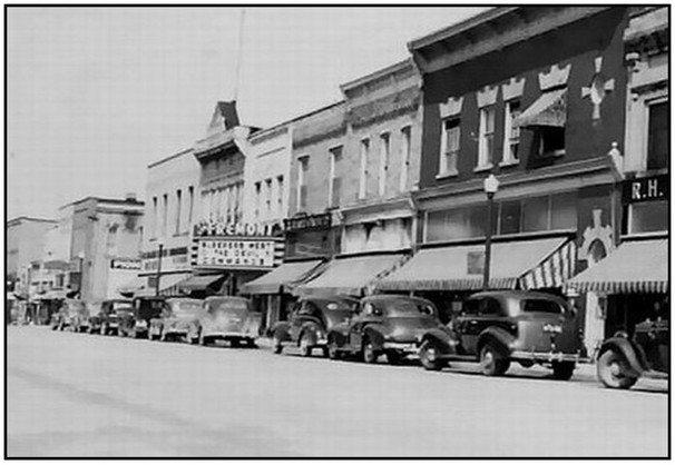 Historic Fremont, Michigan